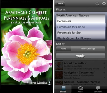 Dr Armitages Greatest Perennials and Annuals Garden App