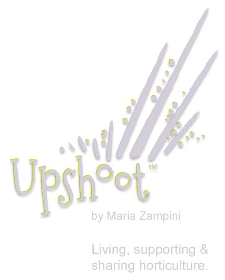 upshoot horticultural marketing services logo